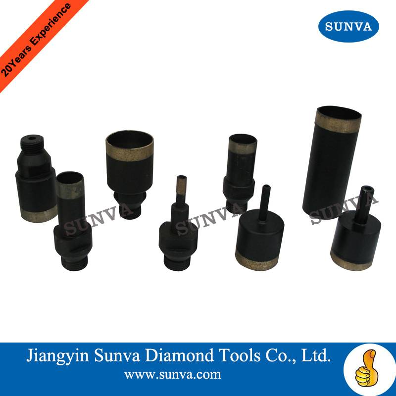 SUNVA Sintered Diamond Drill Bits / Diamond tools