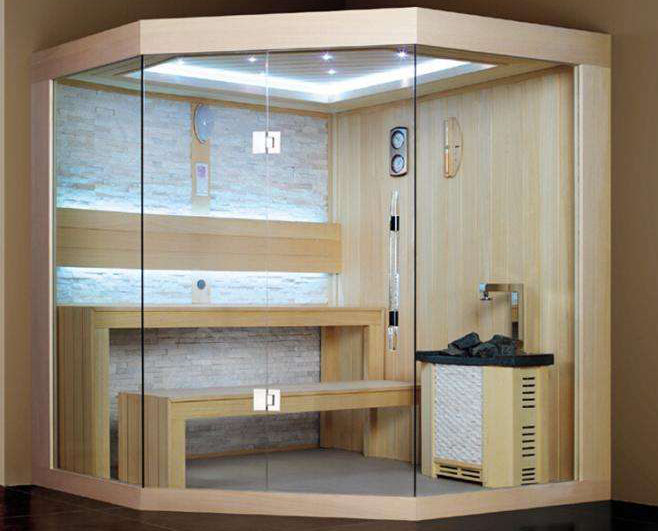 body health wood portable indoor sauna