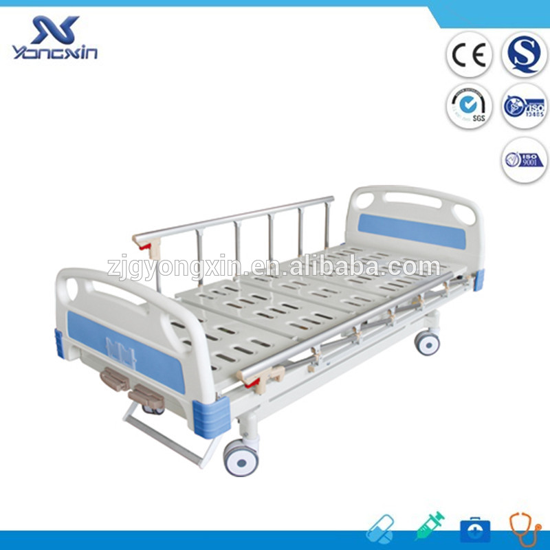 YXZ-C-016 two crank hospital bed manufacturers
