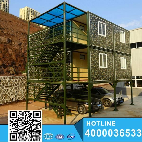 Modular Sea Container House