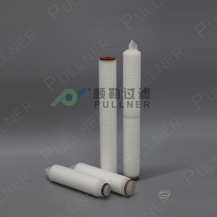 Sample Provide Pleated Water Filter