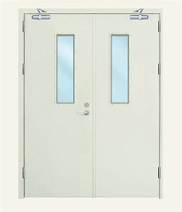 Steel insulated fire-proof door.I FXFHM01