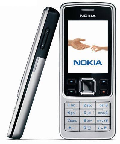 Original unlocked GSM mobile phones Nokia 6300