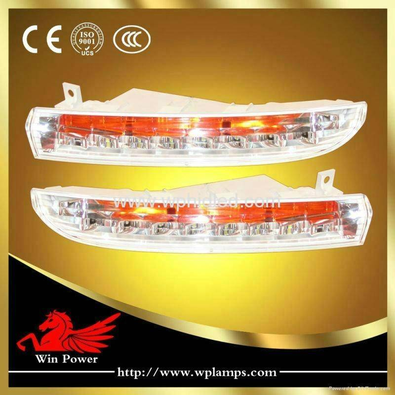 (Osram LED)VW Passat CC LED DRL Light VW CC LED DRL
