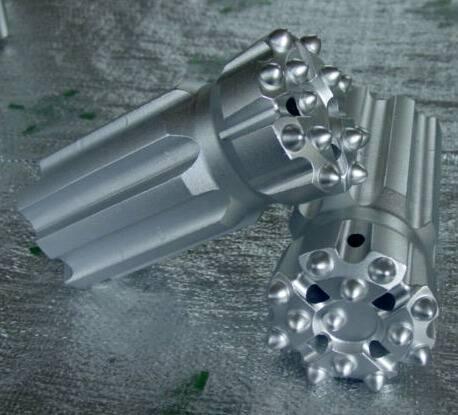 Drop-Center Button Bits (T38, 51mm)
