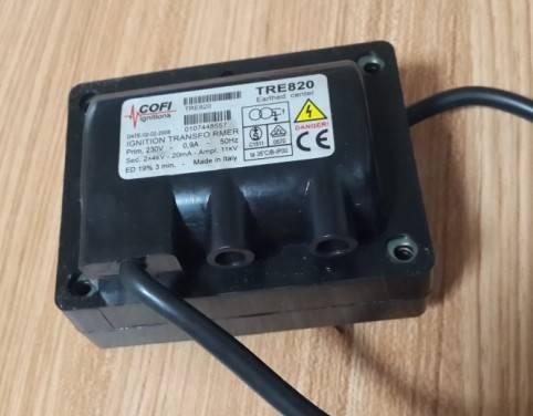 EBI 2*7.5KV transformer Danfoss Brahma FIDA COFI LGB Weishaupt electronic transformer burner spare p
