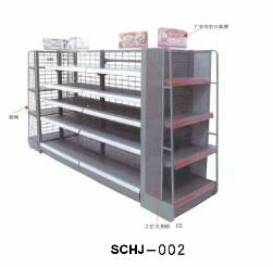 Goods Shelf 5-Layer Display Rack Factory Direct Sale for Super Market/Shops/Store(SCHJ-002)