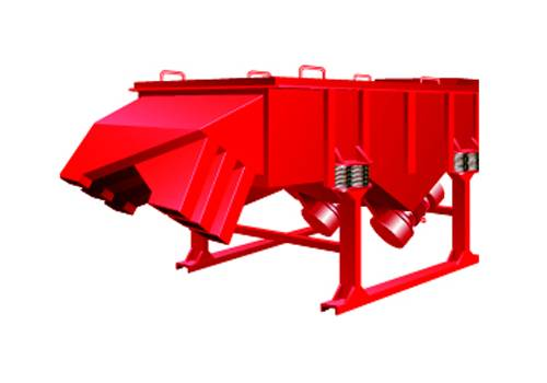 SZF series linear vibrating screen
