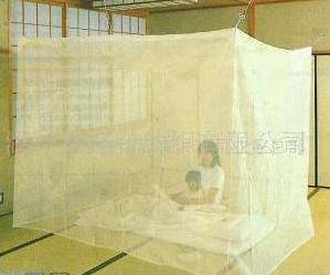 long lasting insecticide treated mosquito net/ LLIN