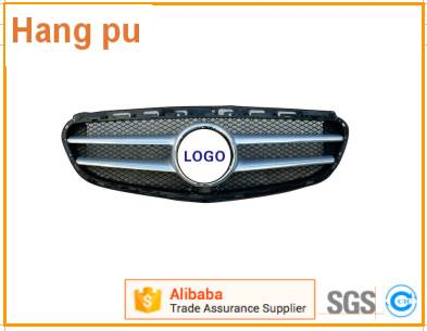 Grille for  For Mercedes Benz W212 E Class AMG