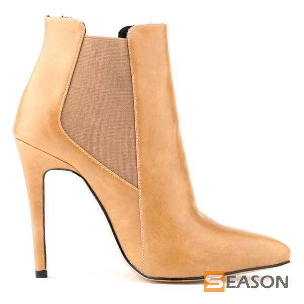 snlk35 nude winter boots