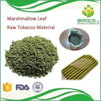 Dried Marshmallow Leaf Cut Tobacco Raw material