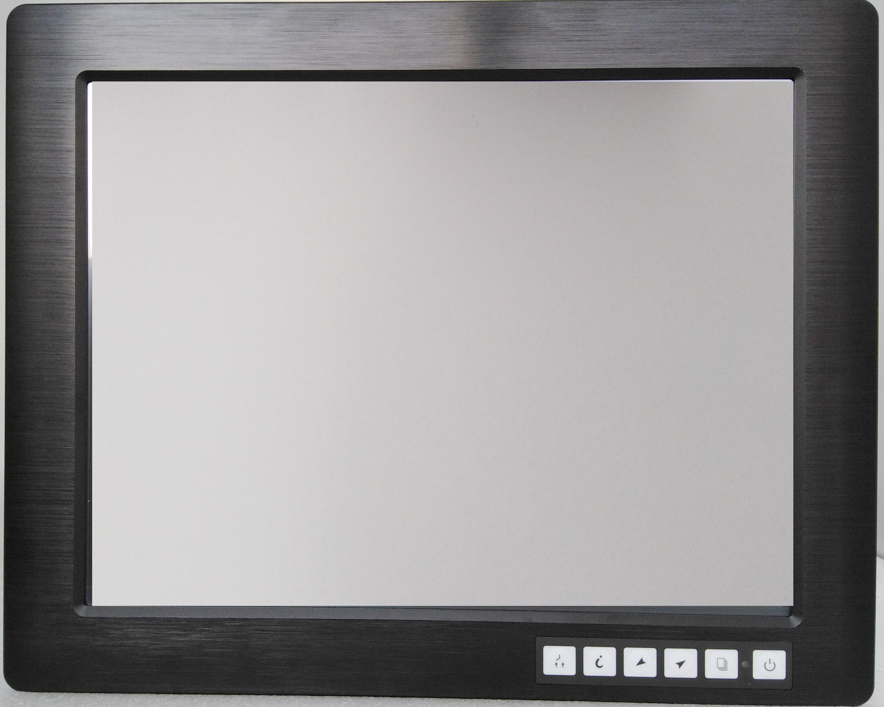 """Cheap widescreen 22"""" Industrial touchscreen monitor IPM-22WT"""