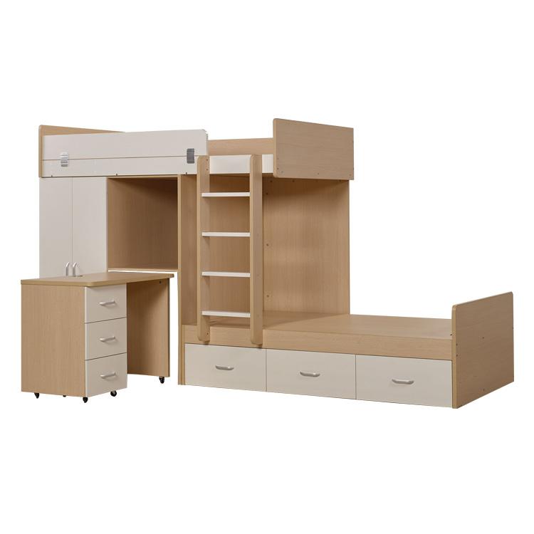 Modern Multi-functional Kids Bedroom Furniture Set