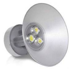 Industrial lighting LED high bay 150W Epistar or BridgeLux COB LED warehouse light fixtures gas stat