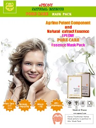 EPEONY Natrural Essence PORE CARE Mask Pack