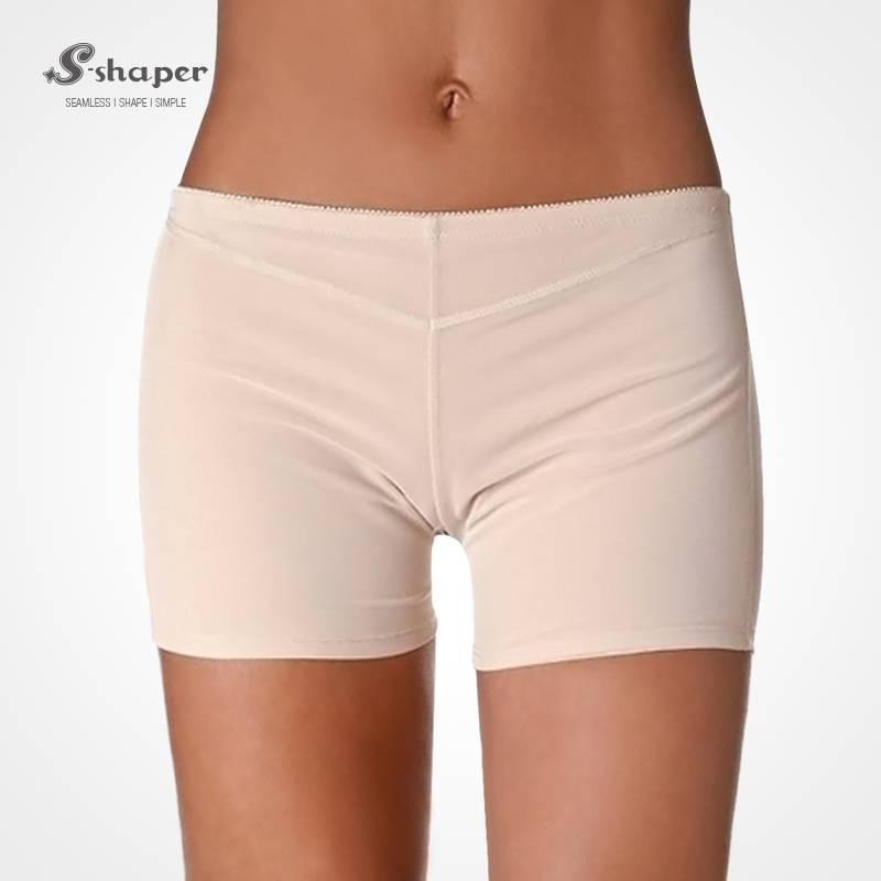 S-SHAPER Sexy Butt Lifter Boy Short for Women Hot Sale Seamless Shaperwear Booty Lifter