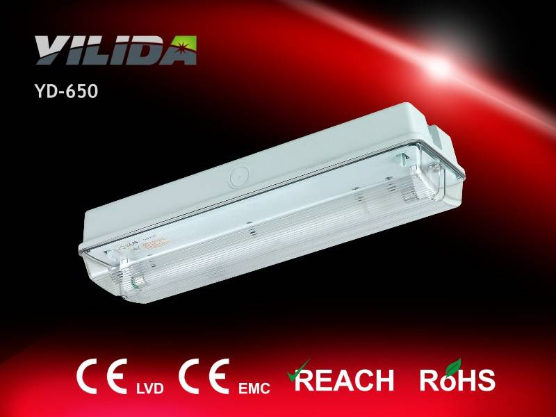 Emergency lighting Emergency Bulkhead CE&RoHs , IP65 CE Hot sell