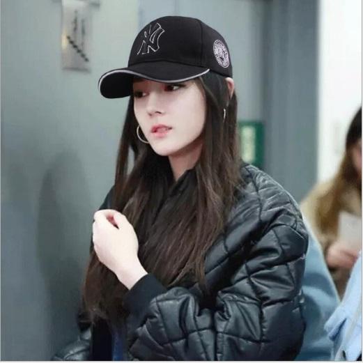 NY fashion embroidery woven cheap baseball cap