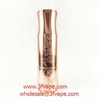 SCNDRL STYLE MECHANICAL MOD - COPPER, COPPER, 1 X 18650