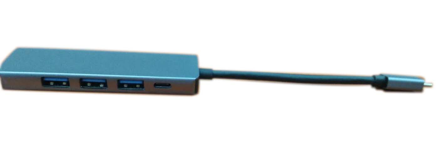 TC TO HDMI+USB3