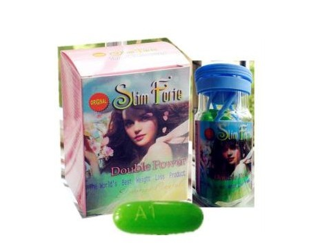 Slim Forte Double Power Slimming Products Weight Loss Capsules