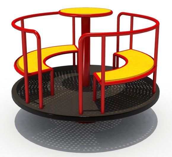 outdoor solitary equipment
