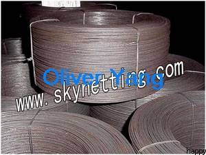 Black Iron Wire, Annealed Wire