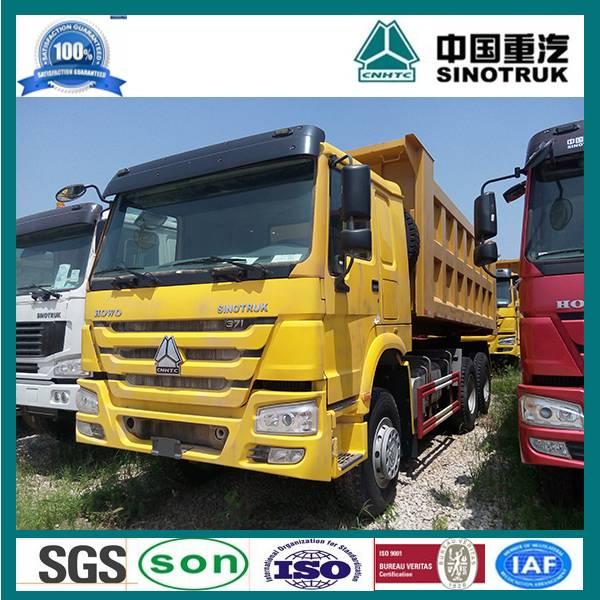 10 wheel howo dump truck