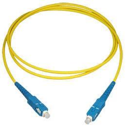 Hytrel Fiber Optic Patch Cord, Multi-Mode