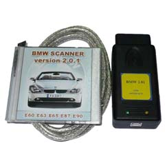 BMW SCANNER 2.01