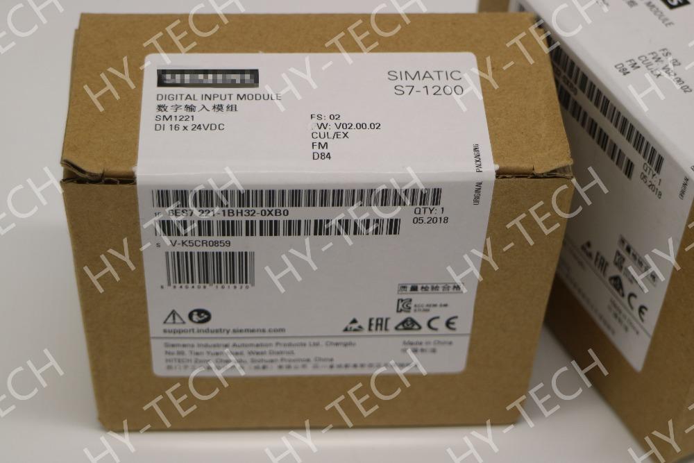 PLC Module SIMATIC S7-1200 Digital Input SM 1221 16 DI 24 V DC