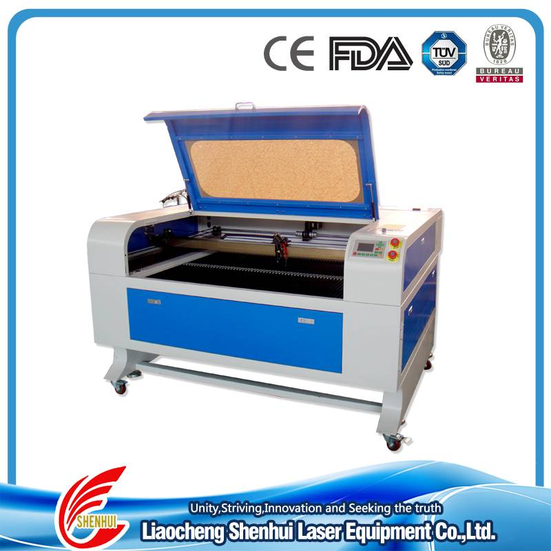 Hot Sale CO2 Laser Engraving and cutting machine SH1290