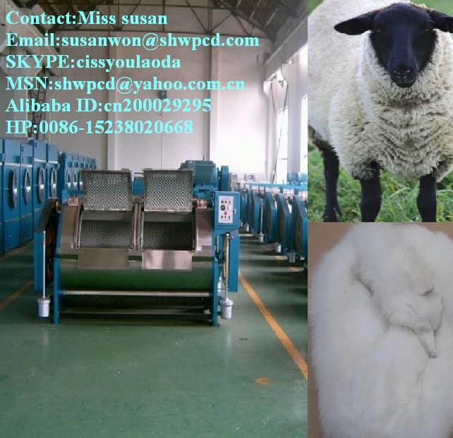 full stainless steel wool or textile fabrics washing machine 0086-15238020668