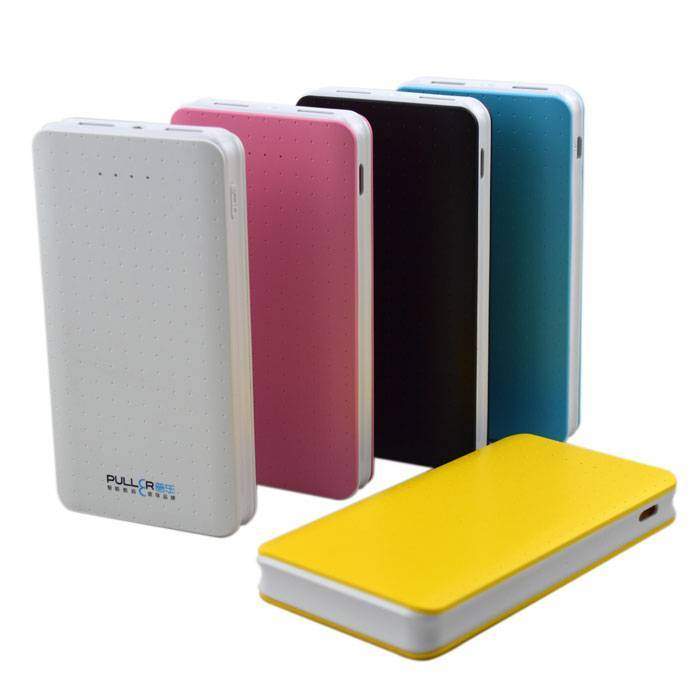 PULLER POWER BANK 8000mAh lithium polymer battery charger for iphone6