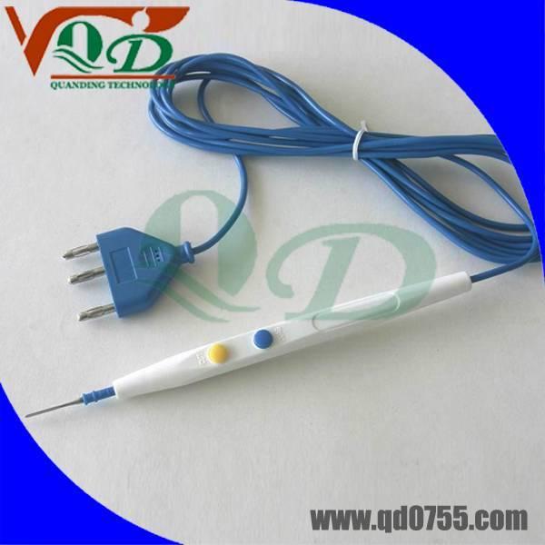 Medical pencil,electrosurgical pencils,hand contros disposabel ESU pencil with CE
