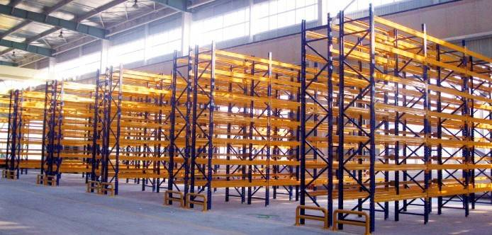 RTH Heavy Duty Pallet Racking