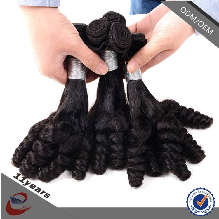 Hot Style Best Quality Virgin Peruvian Chinese Fumi Hair , 7A Grade Unprocessed Chinese weave hair