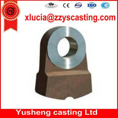 High Chrome hammer crusher parts