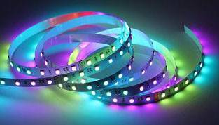 5050 LED strips with non waterproof 60pcs/m