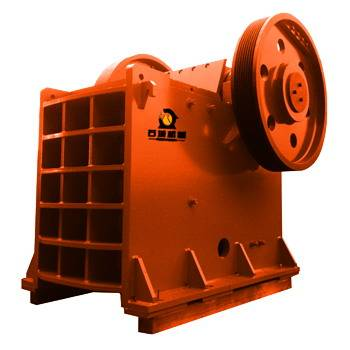 PEF Jaw Crusher For Road building materials