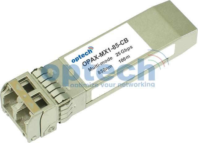 25Gbps SFP28 SR Transceiver
