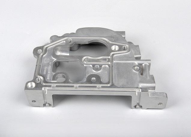 High pressure Auto Alumilum parts