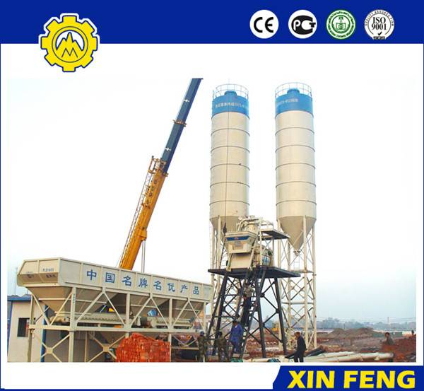 Supply for Batching Plant or Concrete Batch Plants