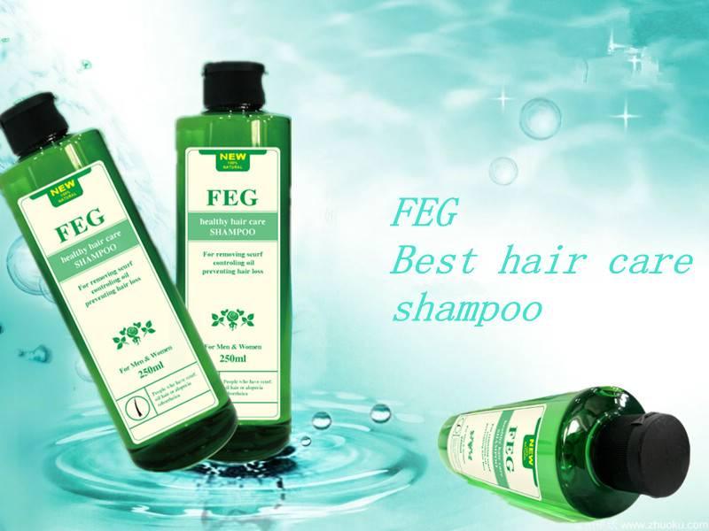 FEG Shampoo for Men and Women/Dandruff/Nutrient
