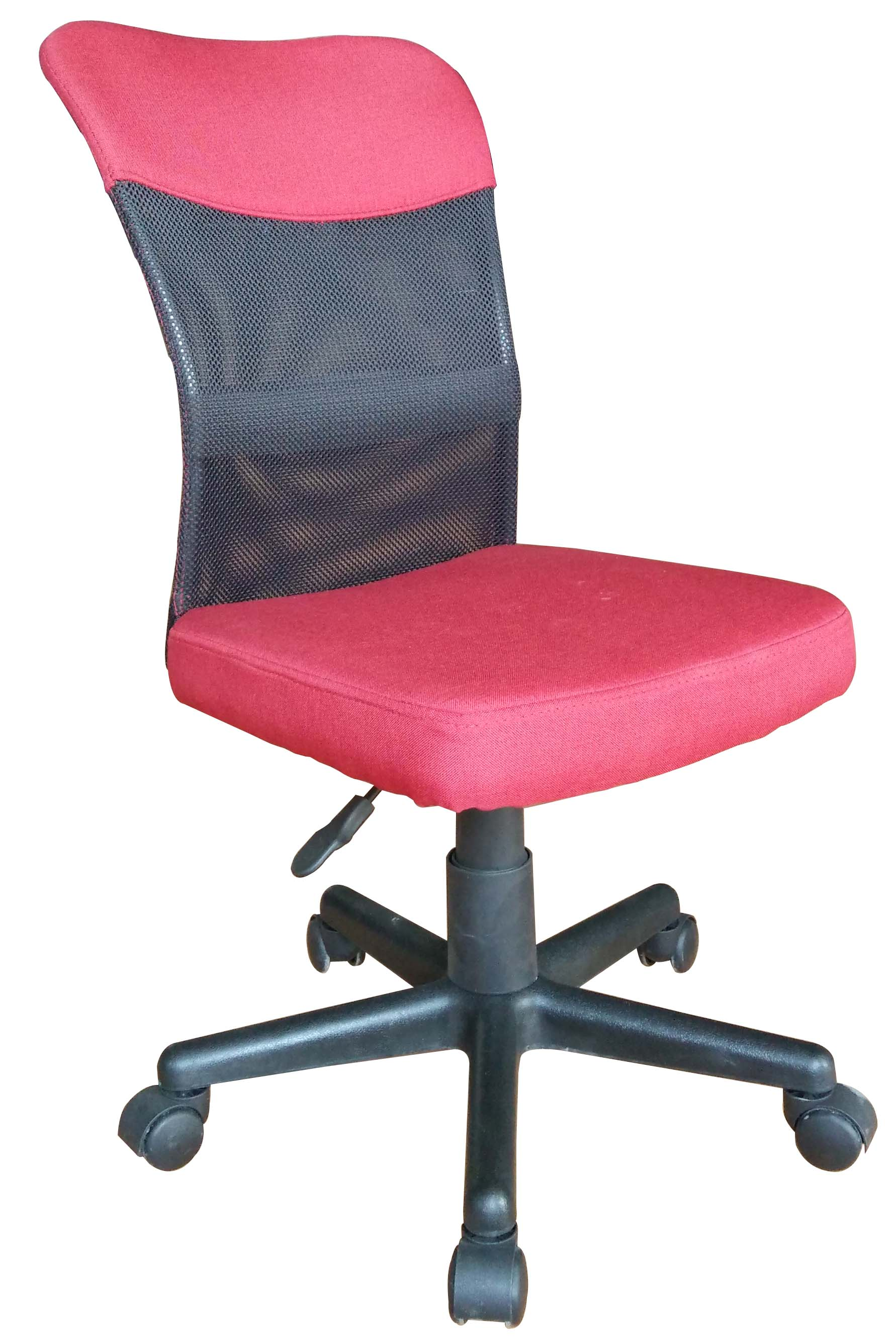 colorful armless kids office chair seat