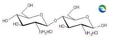 CAS 577-76-4 Chitobiose Dihydrochloride