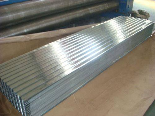 Corrugated Cheap Metal Roofing Sheet
