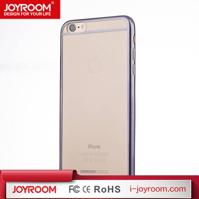 JOYROOM hot selling for iphone 6 phone case soft TPU case