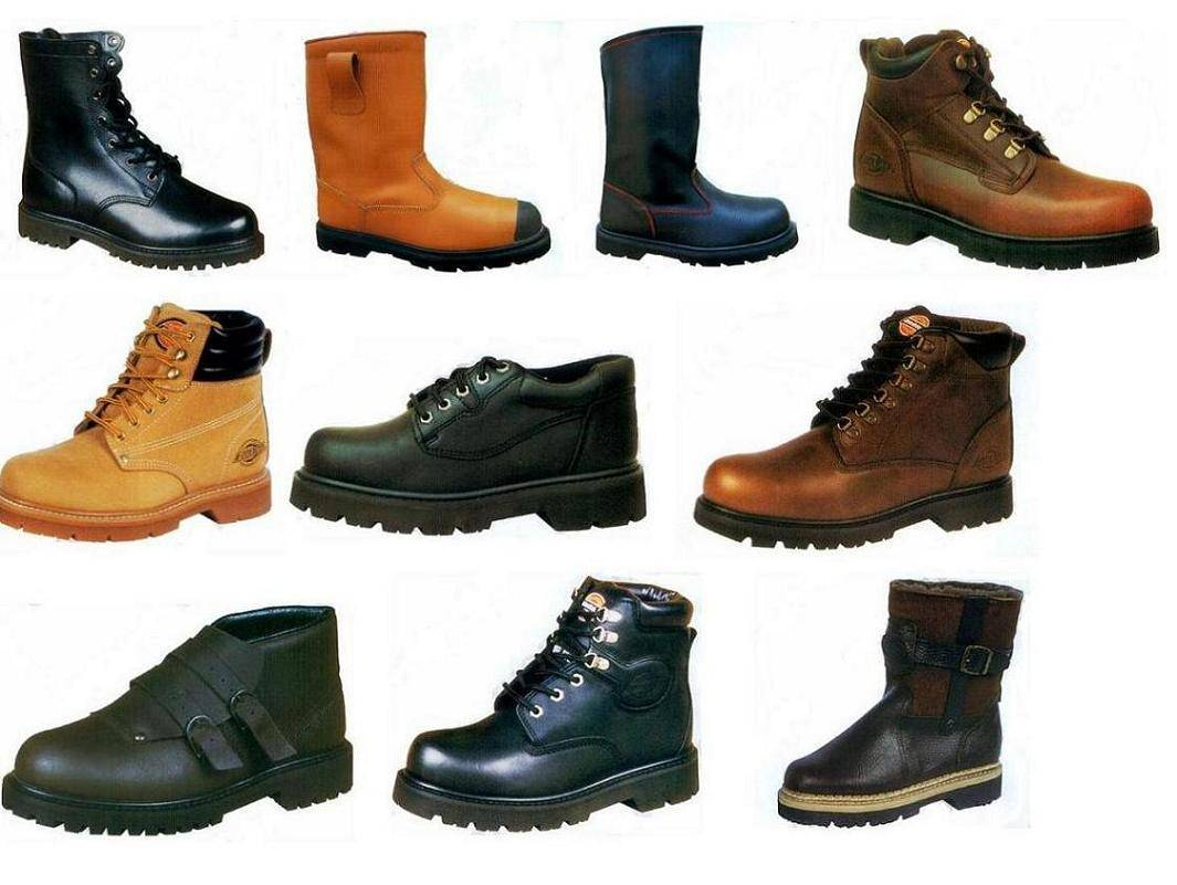 workshoes, protective shoes, safety shoes, boots